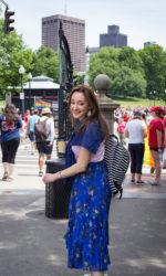 Anne Baker, Two Crowns, Boston, Boston Common, Boston Pride, Thinking Cup Coffee, Public Garden, Outdoor Portraits