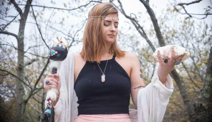 Outdoor Portraits, Candid Photography, Magic Practioners, Pagan, Native American, Awake Divination, Healing Arts, Tarot, Menotomy Rocks Park, Arlington