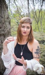 Outdoor Portraits, Candid Photography, Magic Practioners, Pagan, Native American, Awake Divination, Healing Arts, Tarot, Menotomy Rocks Park, Arlington