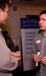 SoJust, Socializing for Justice, Lir, Event Photography