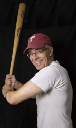 Head Shots, David Whitford, Arlington Massachusetts, First Parish Unitarian Universalist Church, Studio, baseball