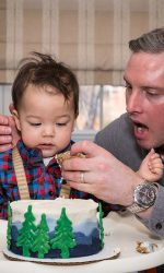 birthday party, 1st birthday, first birthday, family photography, smash cake, family portraits