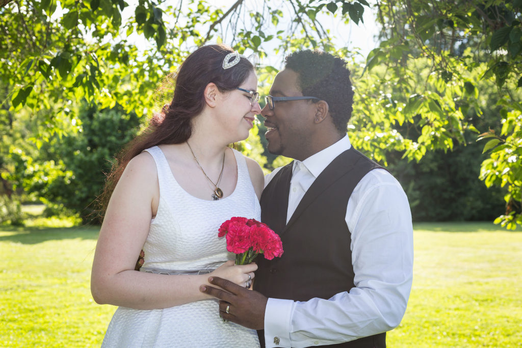 Louisa & Jae's Outdoor Wedding