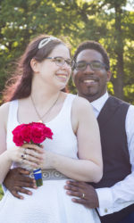 Outdoor Wedding, JP Arboretum, Jamaica Plain Arboretum, Candid Wedding, Natural Light Wedding