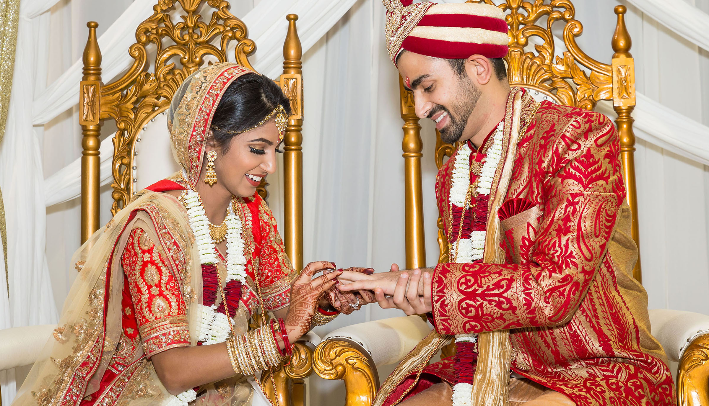 Bhavika & Kushal's Traditional Indian Wedding