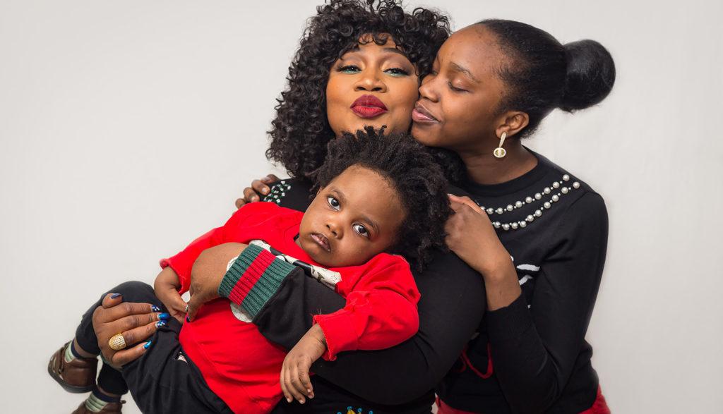 Lara Oshun Fabulous Family Photos