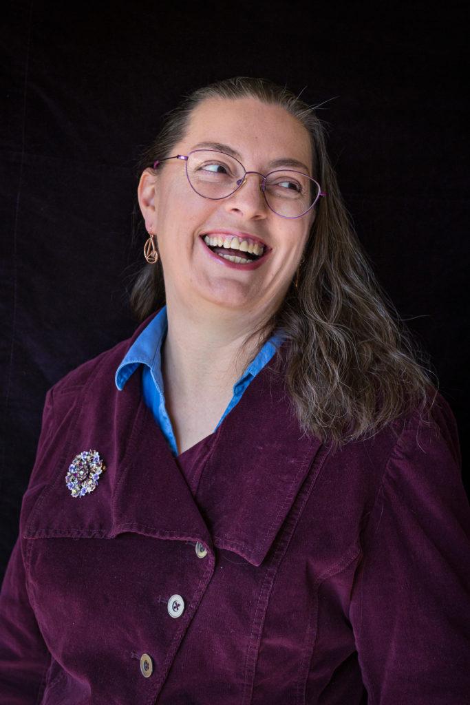 Dianna Sanchez Author Portraits