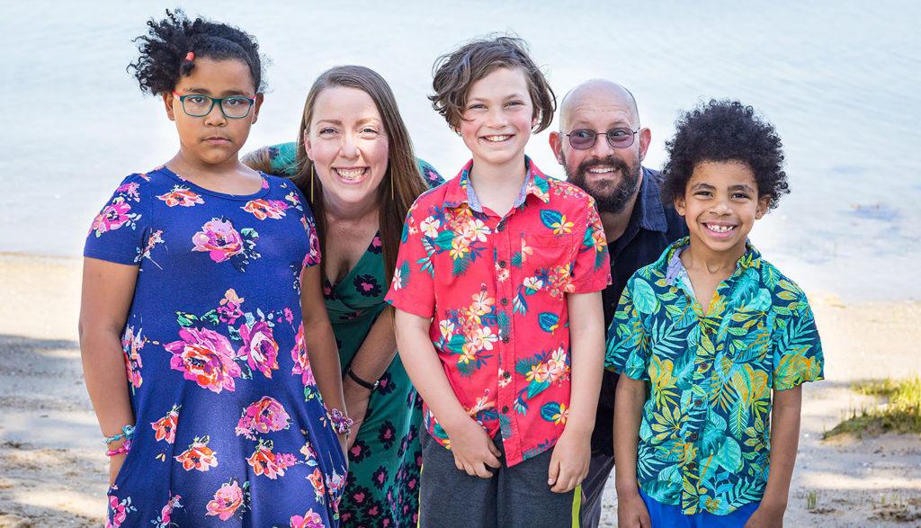 Pario Family Outdoor Portraits