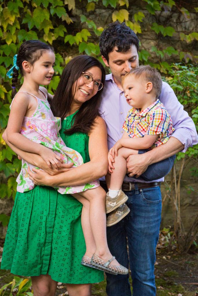 Gee Family Portraits by Tufts University