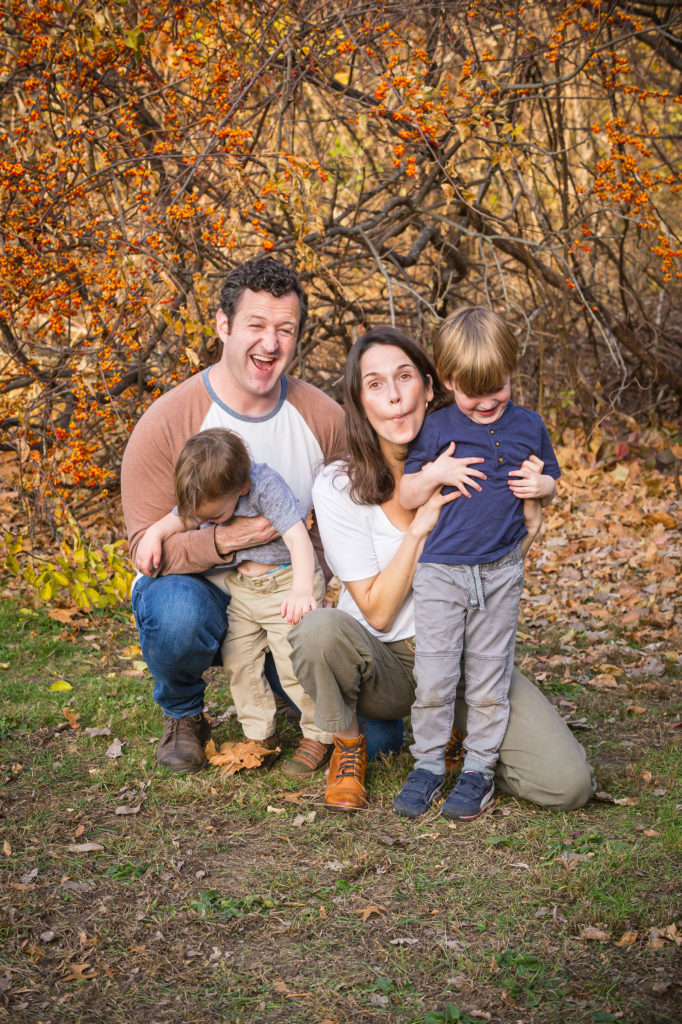 Greenwood Park Family Portraits