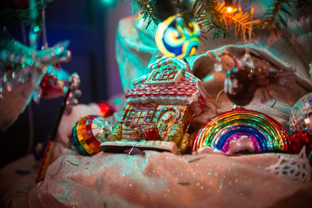 Christmas Tree Magic!