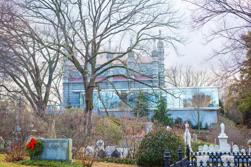 Zak Hammond's Headshots at Mount Auburn Cemetery