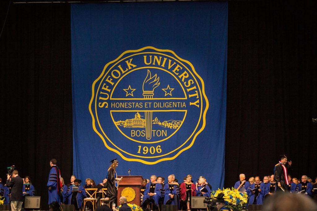 Suffolk Graduation Photos